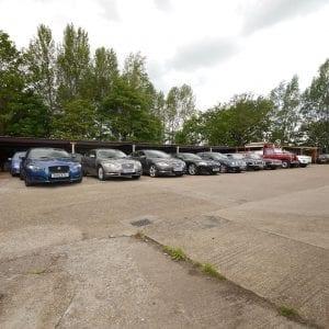 Jaguar Land Rover Servicing at AJF Motor Engineers Ltd